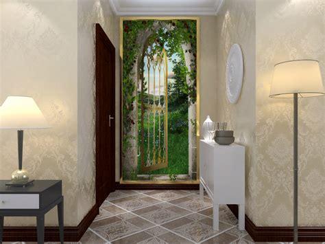 Home Decor Wholesale Market by Door Wallpaper Murals Promotion Online Shopping For