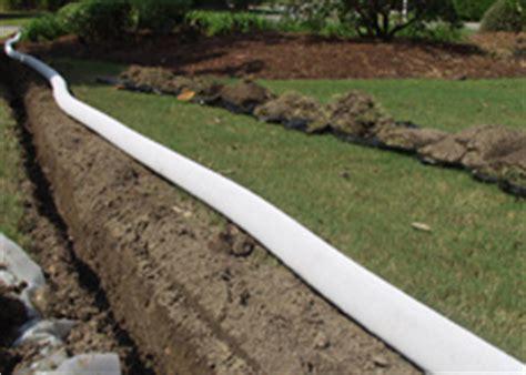 Landscape Fabric Water Drainage Cincinnati Drainage Specialists