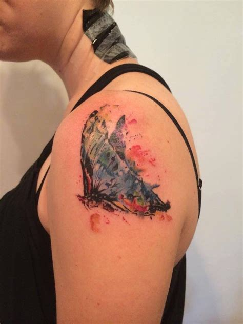 watercolor tattoos minnesota 18 best watercolor style tattoos images on