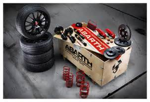 Abarth Tuning Kit Fiat 500 Abarth Esseesse Tuning Kit