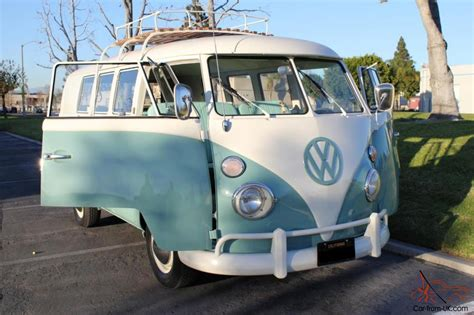 volkswagen minibus 1964 1964 vw bus in mint condition