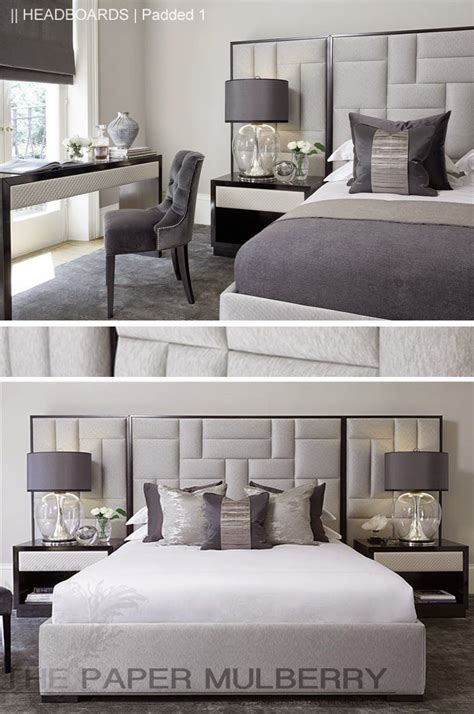 beds with cushioned headboards best 25 upholstered headboards ideas on pinterest diy