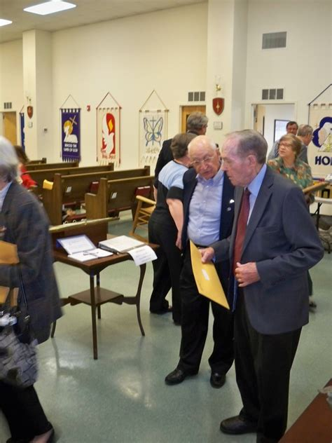 holy comforter lutheran church founders day 2015