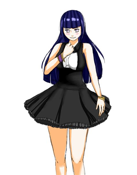 Hinata Dress by Hinata Mr Mr Dress By Kunoichiyandere On Deviantart