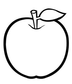coloring page apple golden apple coloring pages gotta move vbs