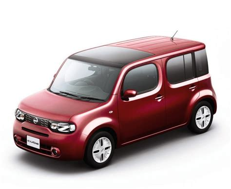 Kia Cube Nissan Cube Kia Soul S Competitor Hits The Streets