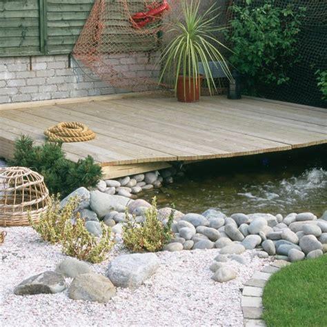 nautical themed backyard nautical garden garden design ideas decking