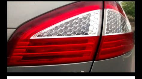 how to change a brake light how to change brake light bulb on ford mondeo mk4 estate