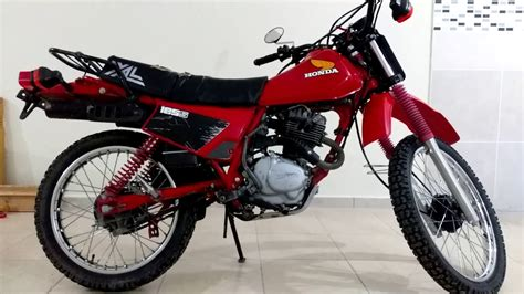 honda xl   youtube