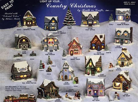christmas village houses pin ceramic christmas village houses on pinterest