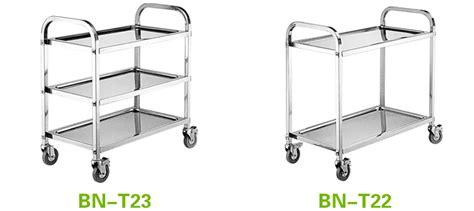 kitchen appliance cart kitchen appliance hotel service trolley stainless steel