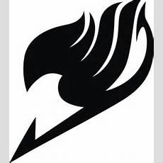 Fairy Tail Guild Symbol Tattoo