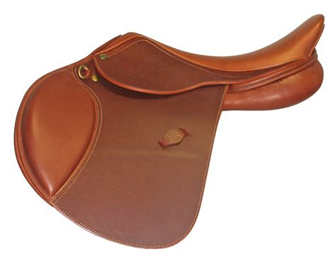 Christmas Tree Books by Hdr Pro Show Jumping Saddle With French Leather