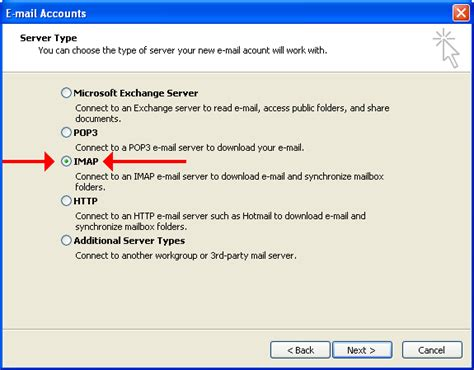 configure xp to send email configuring outlook xp 2003 to connect to rumail oit