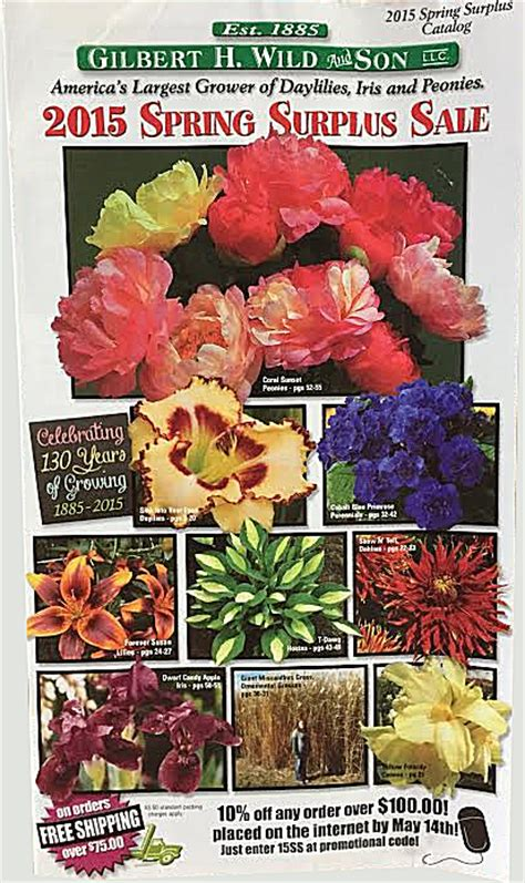 free flower garden catalogs get free seed catalogs and plant catalogs