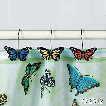 butterfly curtain hooks 17 best images about badkamer gordyne on pinterest