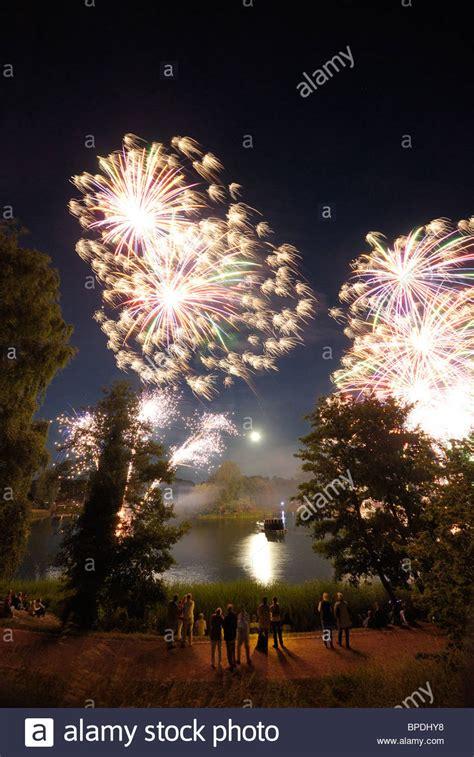 Britzer Garten Feuerwerk by Buga Stockfotos Buga Bilder Alamy