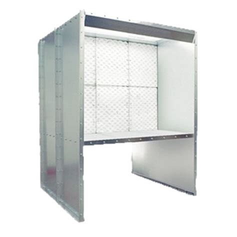 bench spray booth used equipment and specials