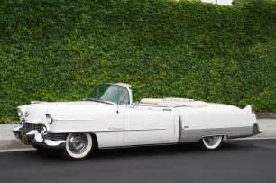 54 Cadillac Convertible For Sale 1954 Cadillac Eldorado The Vault Classic Cars