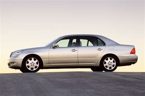 lexus ls430 2001 lexus ls430 reviews and rating motor trend