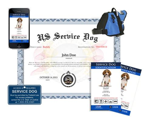 register as service animal register service 187 us registry