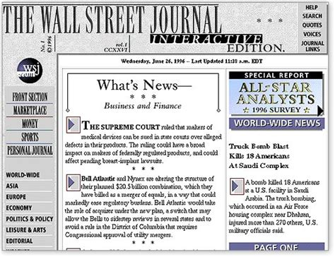 Wsj Personal Journal Section by Wsj