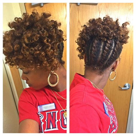 hair dos for flat heads natural hair updo with braiding hair tutorial flats