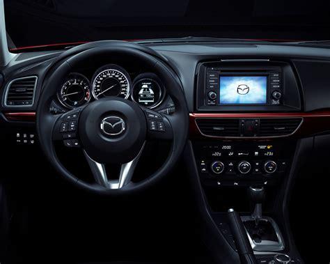 Mazda 6 2012 Interior by All New Mazda 6 Revealed Skyactiv Tech Kodo Design