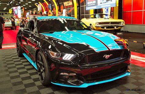 garage ford 19 2015 ford mustang gt pettys garage leads mecum dallas 2015