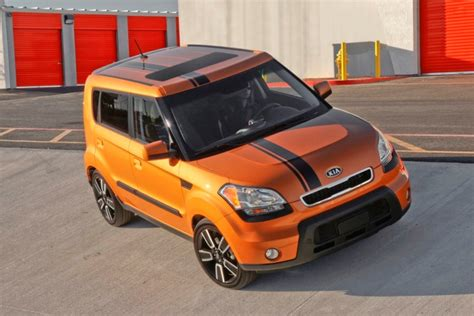 kia soul special edition package 2 ignition orange