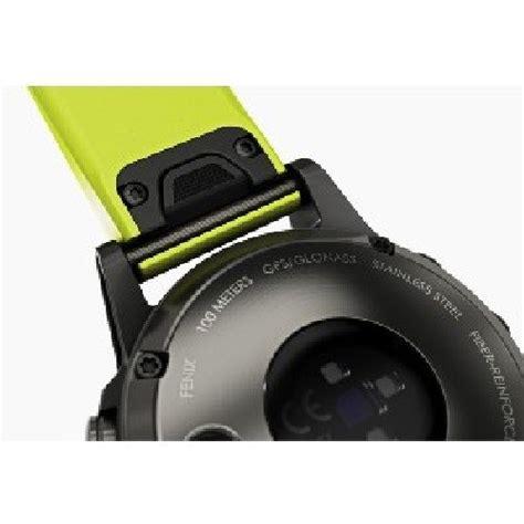 Fenix 5x Quickfit 26 Original Black Garmin 010 12517 05 Fenix 5x Fit 26 Band