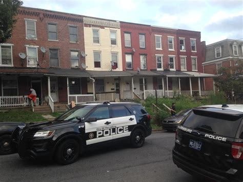 bust into harrisburg home arrest armed robbery