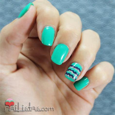 imagenes de uñas decoradas con verde decoracion de u 241 as f 225 cil en verde all intense core