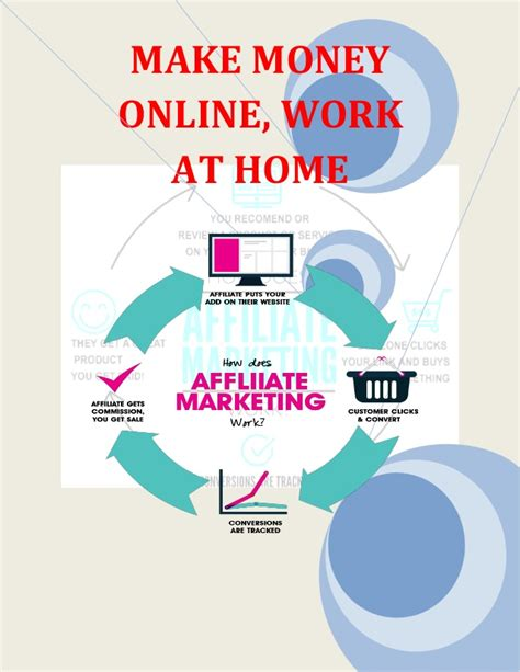 Work Online Make Money - make money online work at home
