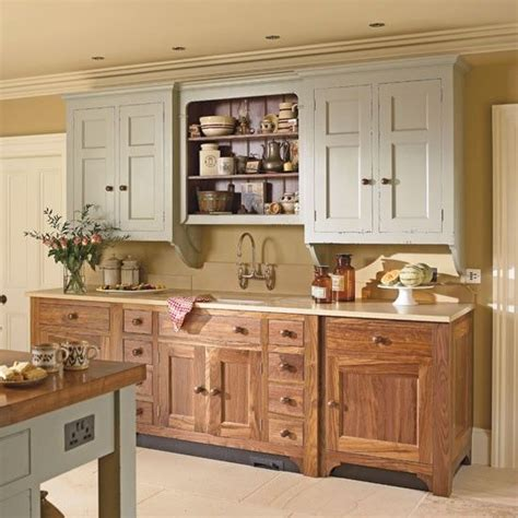 Free Standing Kitchen Furniture Mismatched Kitchen Cabinet Patterns Hayburn Co Bespoke Kitchen Freestanding Kitchens