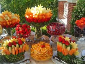 Fruit Buffet Table Ideas Best 25 Fruit Buffet Ideas On Fruit Tables