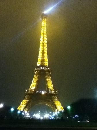 eiffel tower light up light up picture of eiffel tower tripadvisor