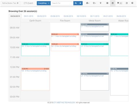 Customized Floor Plans cslide new meeting planner cti meeting technology