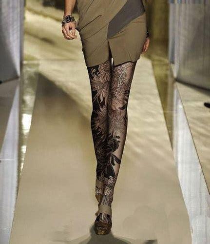 flower pattern hosiery 17 best images about hosiery leggings on pinterest