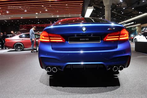 easy bay bmw 2017 frankfurt auto show the new f90 bmw m5 in marina bay