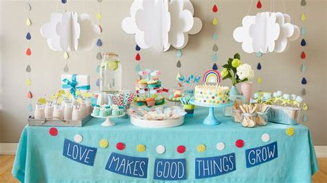 themes new baby love makes good things grow baby shower theme baby