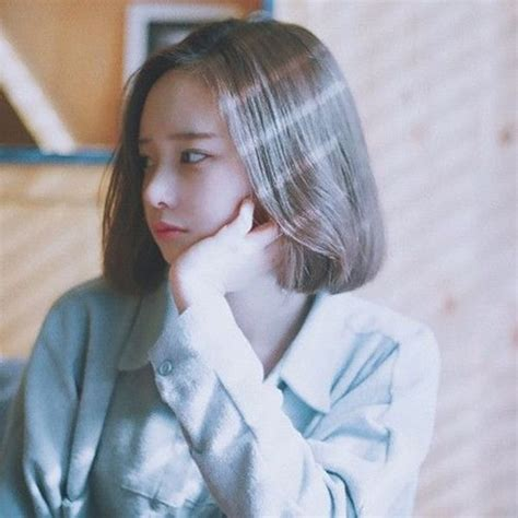 hairstyle for short hair kpop short korean hairstyle 5 hair style pinterest