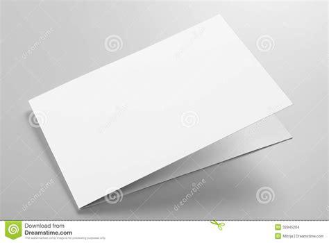 Folded Card Templates For Photographers by Folded Card Stock Photo Cartoondealer 22363410