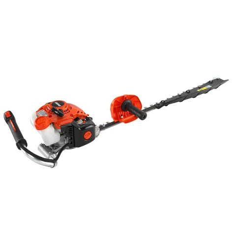 echo 21 2 cc 30 in gas single sided hedge trimmer hcs