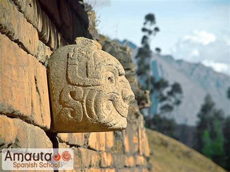 imagenes de la cultura chavin chavin de huantar in ancash peru