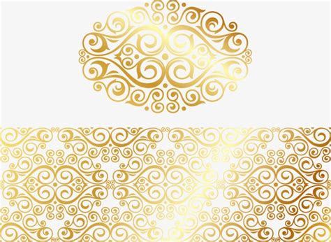 chinese gold pattern vector vintage gold pattern retro pattern gold pattern chinese