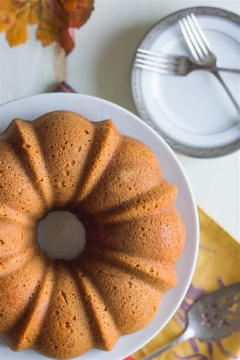 Get Out Of Spice Cake Just For by Mrs Hulse S Pumpkin Spice Bundt Cake Lovely Kitchen