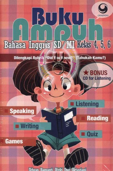 buku uh bahasa inggris sd mi kelas 4 5 6 cd