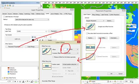 arcgis maplex tutorial arcgis desktop how to prevent labels from one layer from