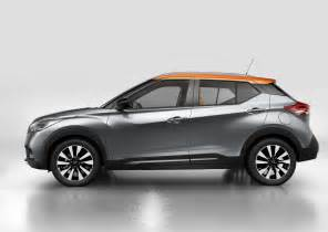 new car nissan kicks car design news